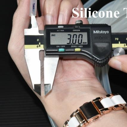 ท่อยางซิลิโคน I.D 3 mm
