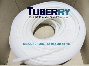 สายยางซิลิโคน Tuberry ID 10 X OD 13 mm