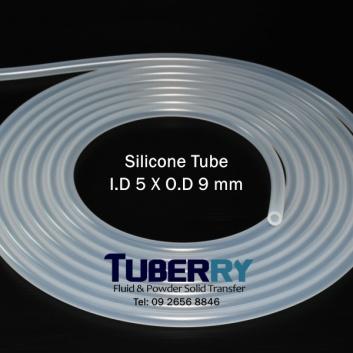 ท่อยางซิลิโคน I.D 5 mm