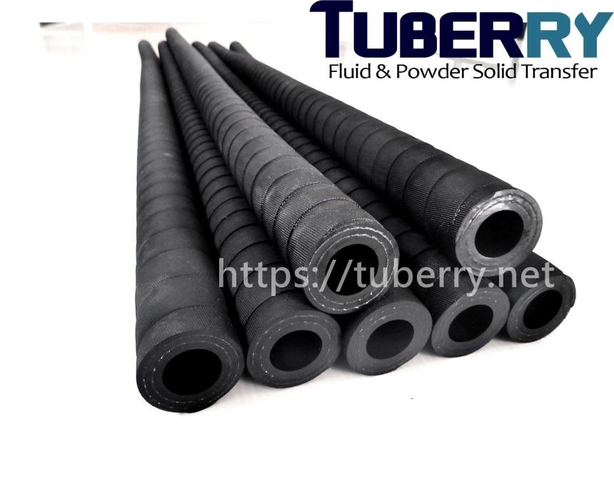 รับผลิตท่อยางลายผ้า ท่อยางพันผ้า Rubber Hose Fabric Pattern