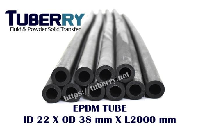 ท่อยาง EPDM ID 22 mm