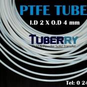 โรงงานผลิตและจำหน่ายท่อPTFE I.D 2 mm ประเทศไทย