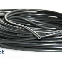จำหน่ายและรับผลิตท่อยางซิลิโคนสีดำ I.D 2X O.D 5 mm